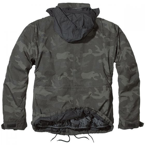 Brandit M-65 Giant Jacket Dark Camo