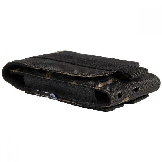 Brandit MOLLE Phone Pouch Large Dark Camo