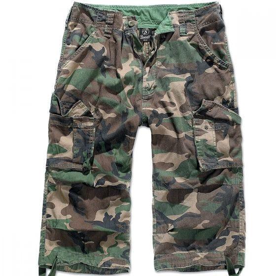 Brandit Urban Legend 3/4 Shorts Woodland
