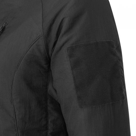 Helikon Women's Wolfhound Hoodie Jacket Black