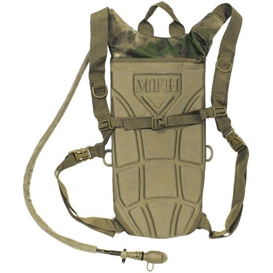 MFH Hydrantion Backpack TPU Extreme HDT Camo FG