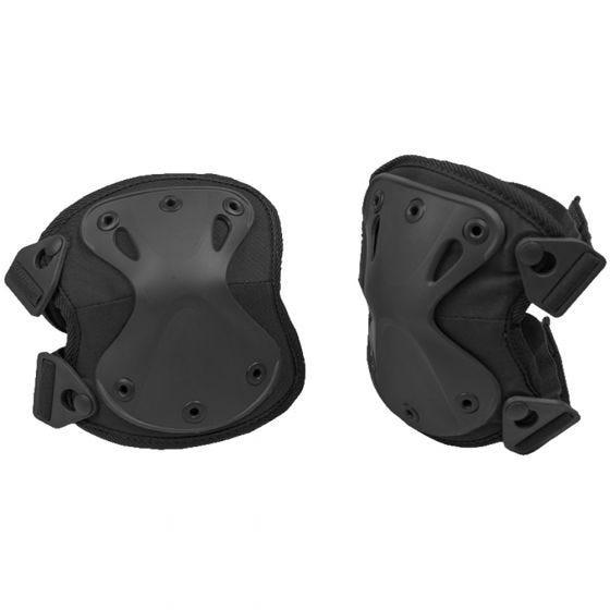Mil-Tec Protect Knee Pads Black