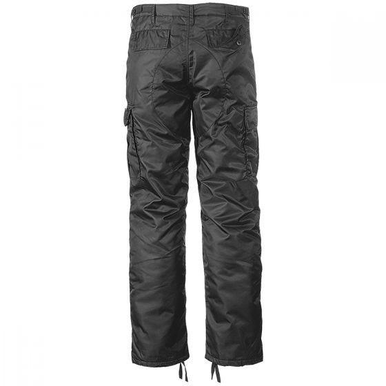 Brandit Thermal Pants Black