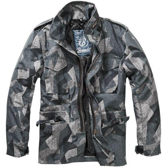 Brandit M-65 Classic Jacket Night Camo Digital
