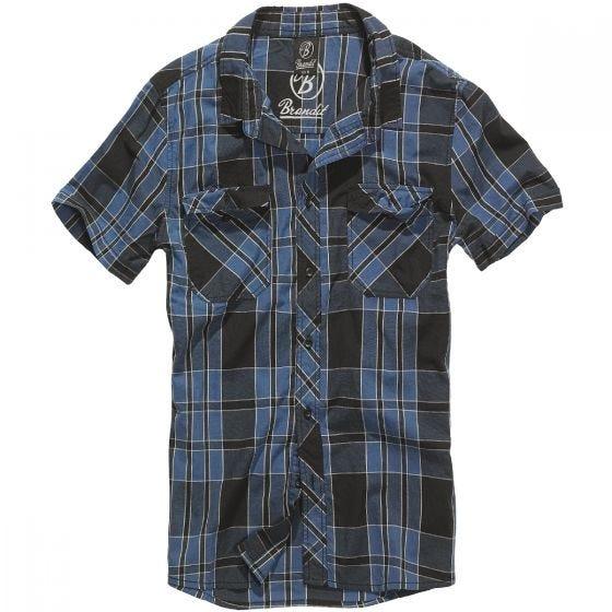 Brandit Roadstar Shirt Indigo