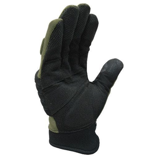 Condor Stryker Padded Knuckle Gloves Sage/Black