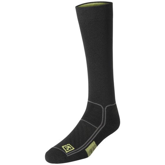 """First Tactical Performance 9"""" Sock Black"""