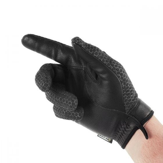 First Tactical Men's Slash & Flash Hard Knuckle Glove Black