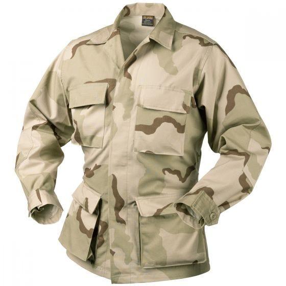 Helikon Genuine BDU Shirt Cotton Ripstop 3-Color Desert
