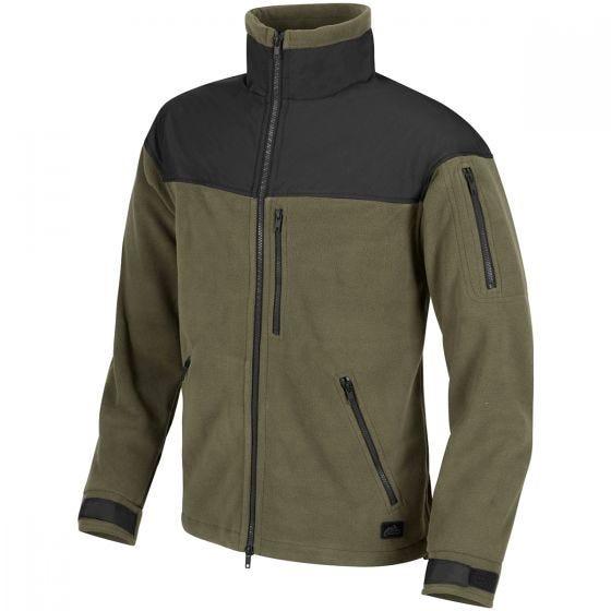 Helikon Classic Army Fleece with Membrane Olive/Black