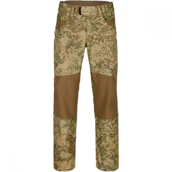 Helikon Hybrid Tactical Pants NyCo Ripstop PenCott BadLands