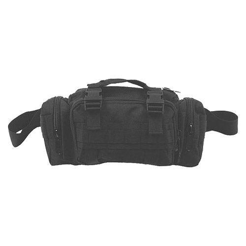 MFH Waist and Shoulder Bag Black