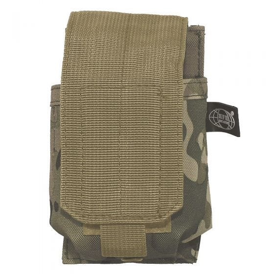 MFH Single M4/M16 Magazine Pouch MOLLE Operation Camo