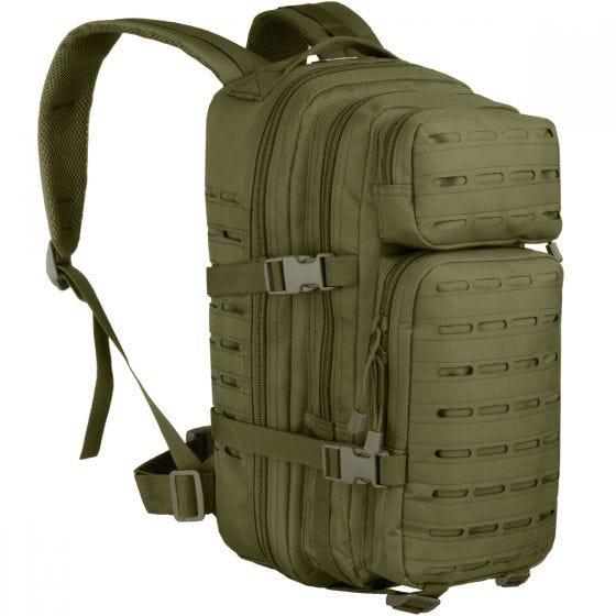 MFH Assault I Backpack Laser OD Green