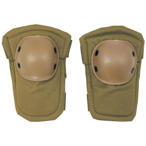 MFH Elbow Pads Coyote Tan