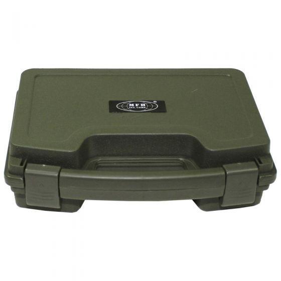 MFH Small Pistol Case Olive