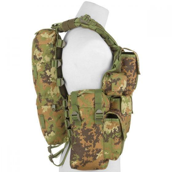 MFH South African Assault Vest Vegetato Woodland