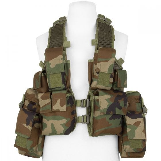 MFH South African Assault Vest Woodland