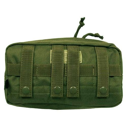 MFH Utility Pouch Large MOLLE Olive