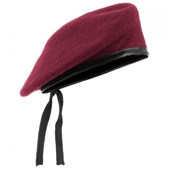 Mil-Tec Beret Red