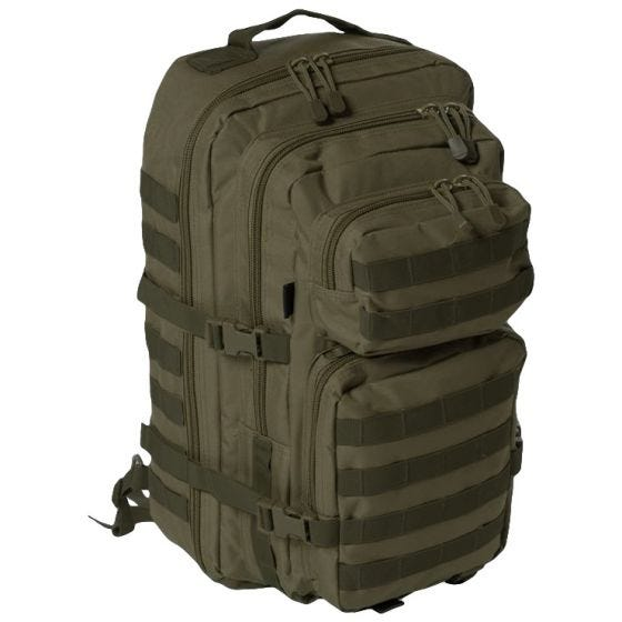 Mil-Tec One Strap Large Assault Pack Olive