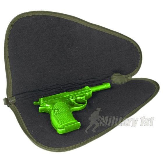 Mil-Tec Pistol Case Large Olive
