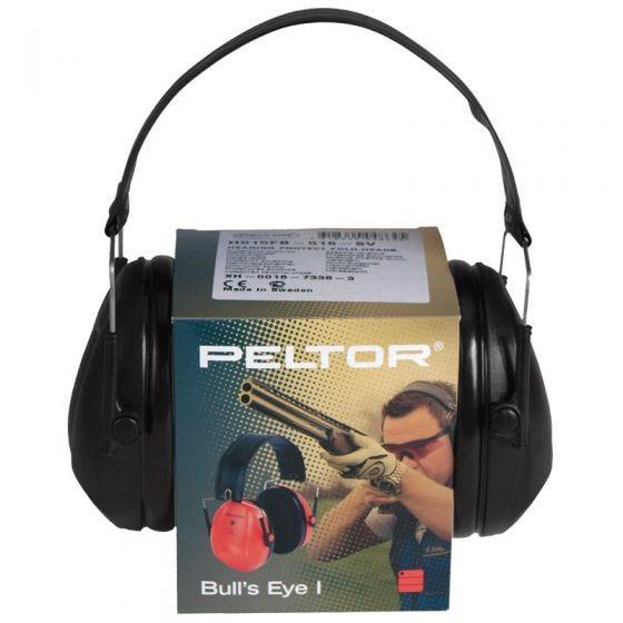 Peltor Bull's Eye I Protective Earmuff Black