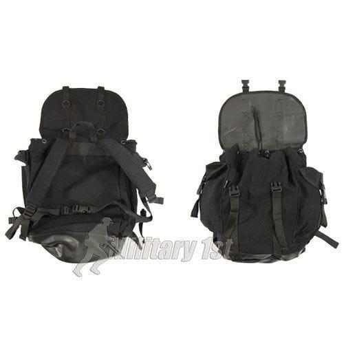 Mil-Tec German Army Mountain Rucksack Black