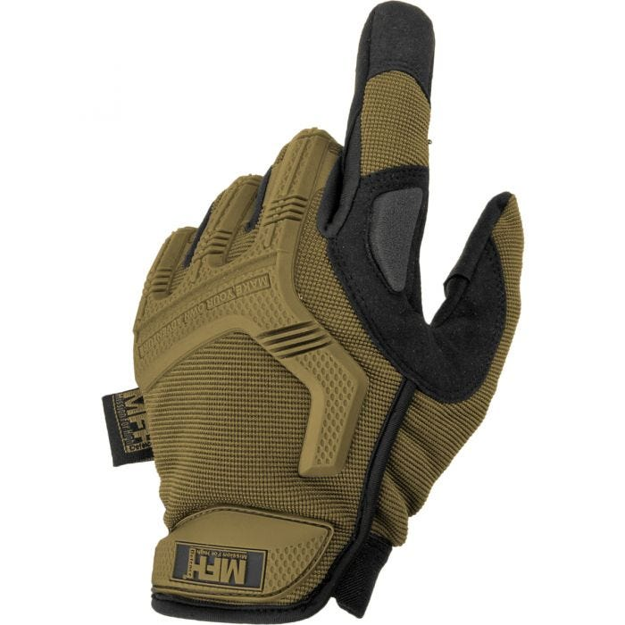 MFH Stake Tactical Gloves Coyote Tan