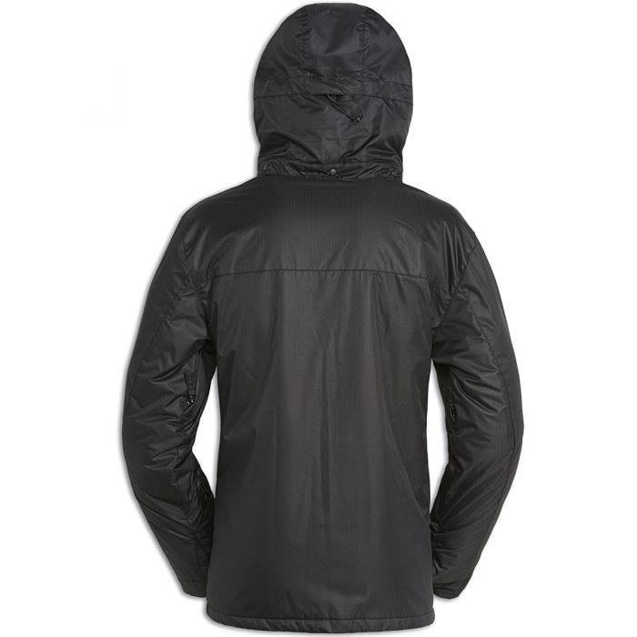 Brandit Discovery Waterproof Jacket Black