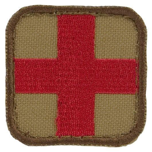 Condor Medic Patch Tan/Red