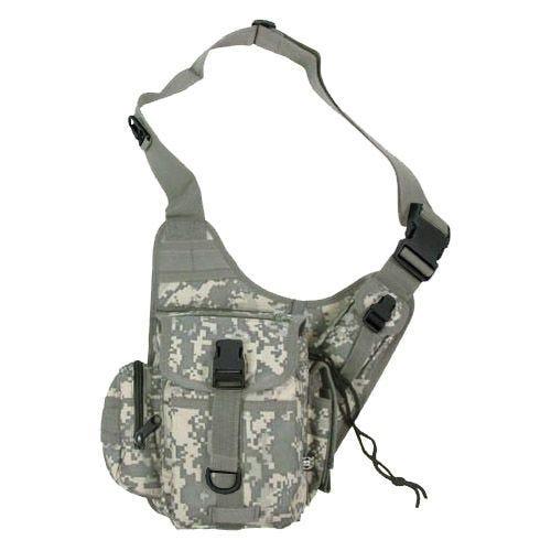 MFH Combat Shoulder Bag ACU Digital
