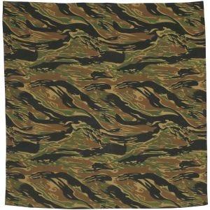 MFH Bandana Cotton Tiger Stripe