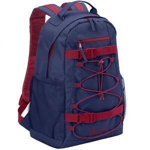 Brandit Urban Cruiser Backpack Navy / Red
