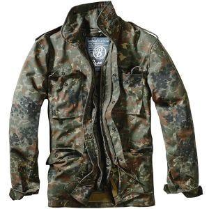 Brandit M-65 Classic Jacket Flecktarn
