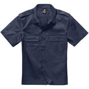 Brandit US Shirt Short Sleeve Navy