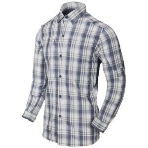 Helikon Trip Shirt Indigo Plaid