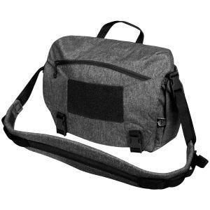 Helikon Urban Courier Bag Medium Melange Black-Grey