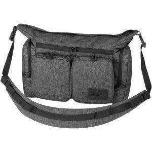Helikon Wombat Mk2 Shoulder Bag Melange Black-Grey
