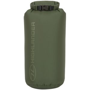 Highlander X-Light Dry Sack 8L Olive Green