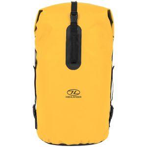 Highlander Troon Drybag 70L Duffle Bag Yellow