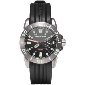 Pentagon Genesis Watch Silver