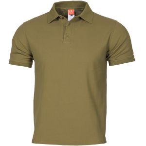 Pentagon Aniketos Polo T-Shirt Coyote