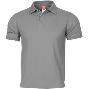 Pentagon Aniketos Polo T-Shirt Wolf Grey