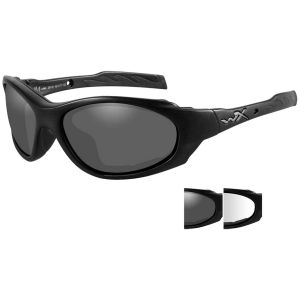 Wiley X XL-1 Advanced - Smoke Gray + Clear Lens / Matte Black Frame