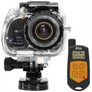 Xcel HD2 Sport Edition Camera Black