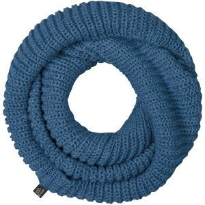 Brandit Scarf Loop Knitted Denim Blue