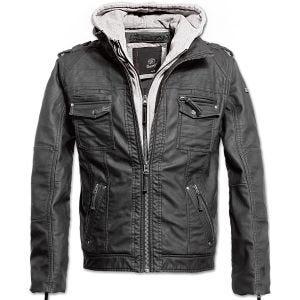 Brandit Black Rock Jacket Black / Gray