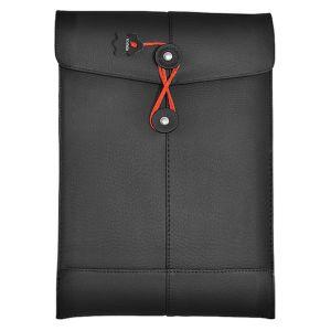 "Civilian Manila 11 Leather Sleeve for MacBook Air 11"" / Netbook Black"