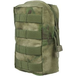 Flyye Vertical Accessories Pouch MOLLE A-TACS FG